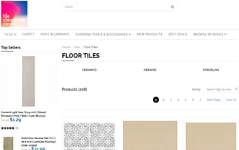 Browse Our Selection of Tiles