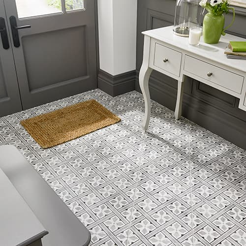 Laura Ashley Heritage Collection - Ceramic Floor Tile