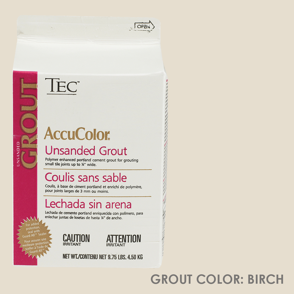 TEC Unsanded Grout - Birch | 9.75lb | Code: TA620903W10