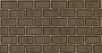 Glass Dark Brown Solid  | 12x12 inch | Glass | Mosaic | Code: 1225201B