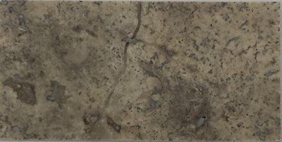 Travertine Grey Honed-Filled | 3x6 inch | Natural Stone | Wall | Code: NASTTRGR36