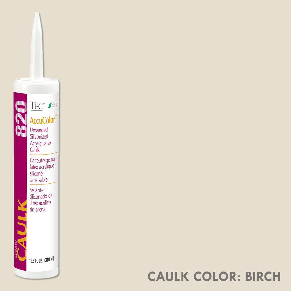 TEC Unsanded Caulking Birch | 10.5oz | Code: TA820903