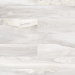 Martis White Polished | 8x48 Inch | Glazed Porcelain | Code: 60000641