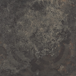 A.Mano Black Decor | 12x12 inch | Technical Porcelain | Floor/Wall | Code: AMBLKDE