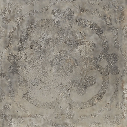 A.Mano Grey Decor | 12x12 inch | Technical Porcelain | Floor/Wall | Code: AMGRDE