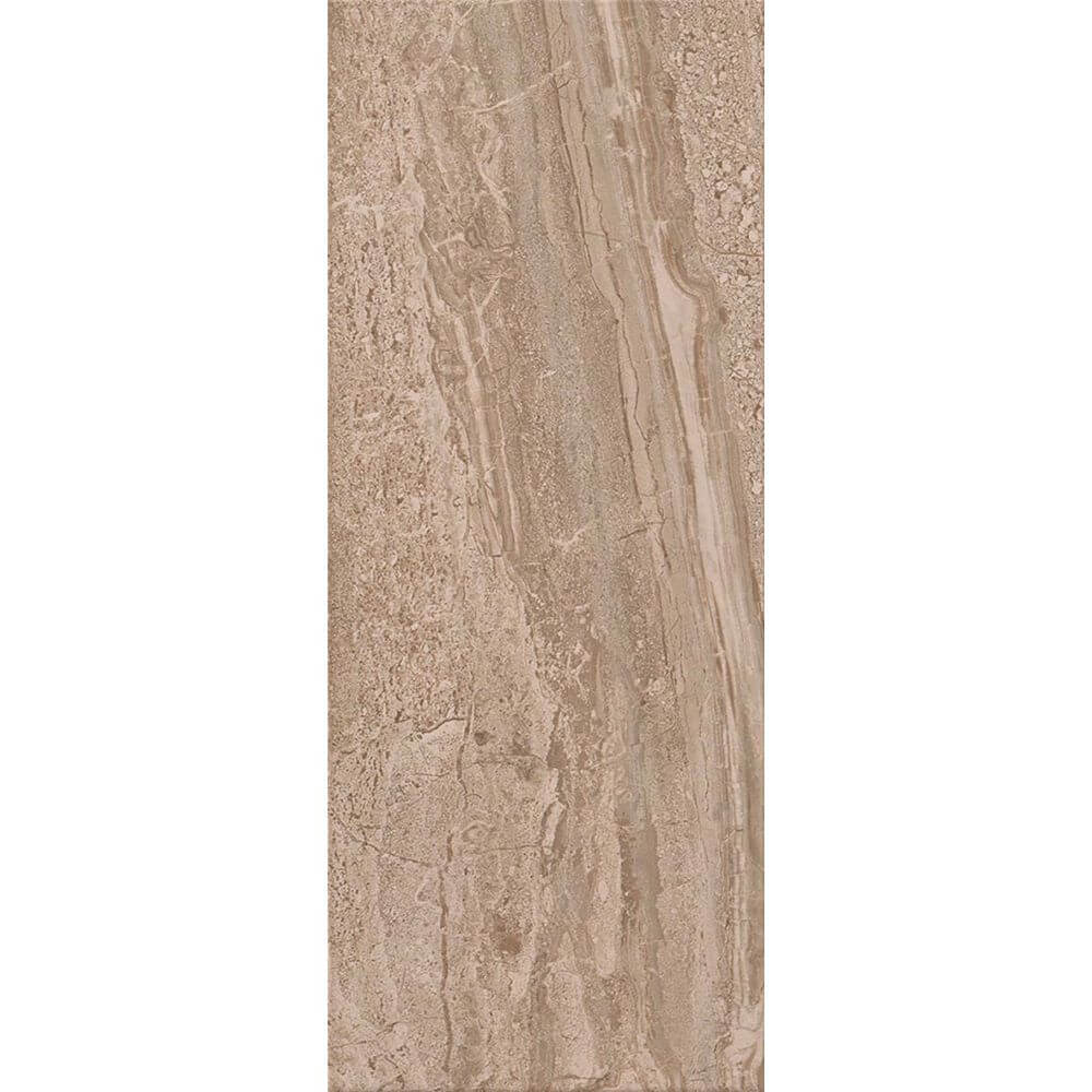 Motion Walnut Shiny | 8x20 inch | Ceramic - Wall Tile | Commercial | Code: MOWA