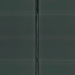 Glass Solid Grey Green | 3x6 inch | Glass | Wall | Code: OPUS58336N
