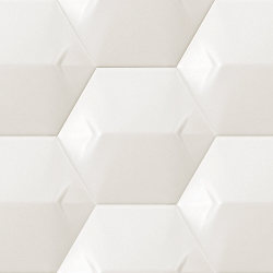 Magical Star White Matte | 4x5 inch | Ceramic | Wall | Code: ST23027