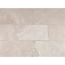 Botticino Royal Marble Polish | 3x6 inch | Natural Stone | Wall | Code: T219C11008
