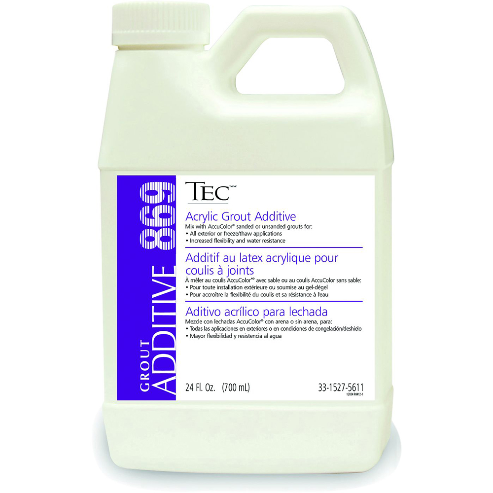 TEC Acrylic Grout Additive | 24oz Grout Additive | Code: TA86924