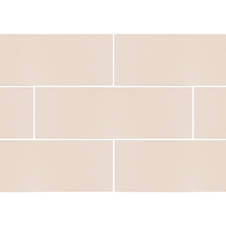 Ral Colour Cream Mat | 4x12 inch | Ceramic | Wall | Code: K785881