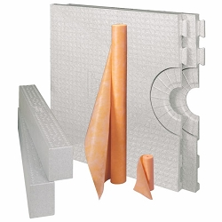 Schluter Kerdi-Shower Kit | 48x72 inch (No Drain Included) | Code: KK122183
