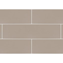 Urban Light Taupe Matte | 4x16 inch | Ceramic - Wall Tile | Commercial | Code: NH1415