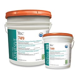 TEC Releasable Pressure Sensitive Adhesive | Carpet Tile Adhesive | Code: TA749G