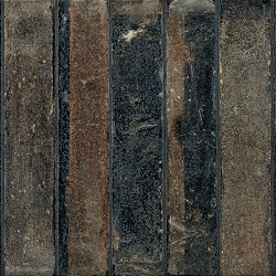 Urban Avenue Dark Copper Natural | 3x16 inch | Digital Printed Porcelain | Floor/Wall | Code: UA747