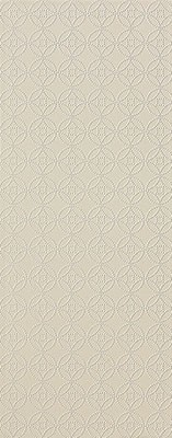 Way Shell Pattern (Cream) | 8x20 inch | Ceramic | Wall | Code: 8WPH