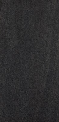 Q-Stone Night Natural (Black) | 18x35 inch | Technical Porcelain | Floor | Code: 94399R
