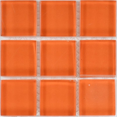 Glass Solid Rust  | 13x13 inch | Ceramic - Glass | Commercial | Code: OPUS531