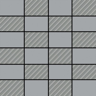 Hard Silver  Rectified | 12x12 inch | Ceramic - Porcelain | Residential | Code: HGA05MO