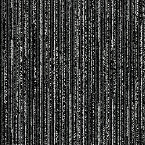 Index 674 (Black, Grey) | 20x40 inch | Carpet Tile | 53.82 sqft/carton | Code: INDE15674
