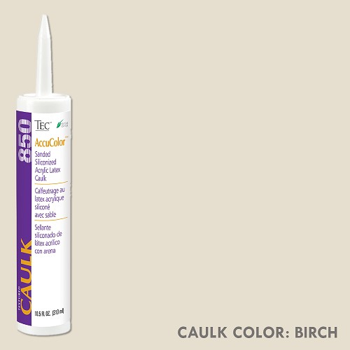 TEC Sanded Caulking Birch | 10.5oz | Code: TA850903