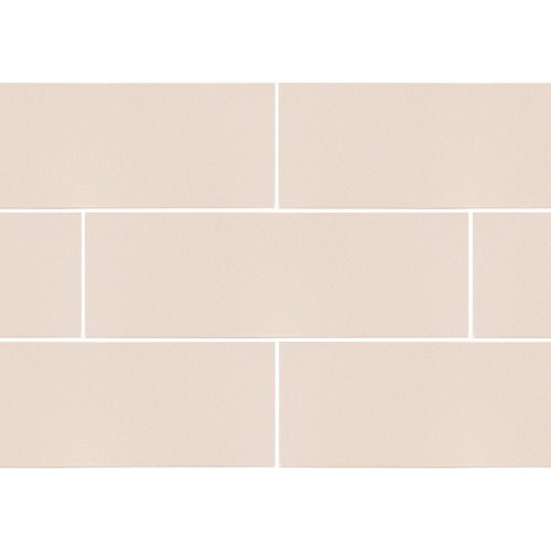 Ral Colour Cream Mat | 4x12 inch | Ceramic - Wall Tile | Commercial | Code: K785881