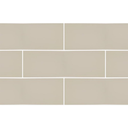 RAL Colour Grey Matt | 4x12 inch | Ceramic | Wall | Code: K944211